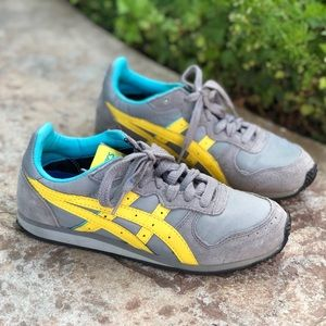 ASICS | Corrido Grey Sneakers Shoes